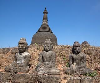 Mrauk U - Kothaung Temple