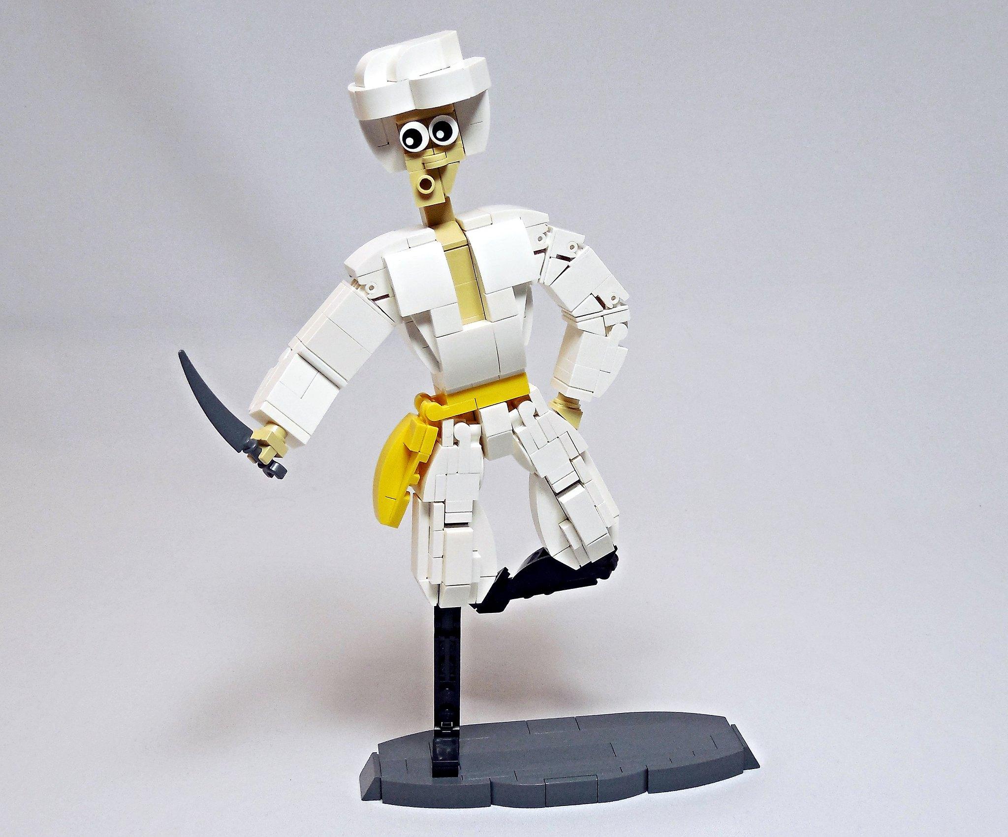 LEGO® MOC by Vitreolum: Sinbad