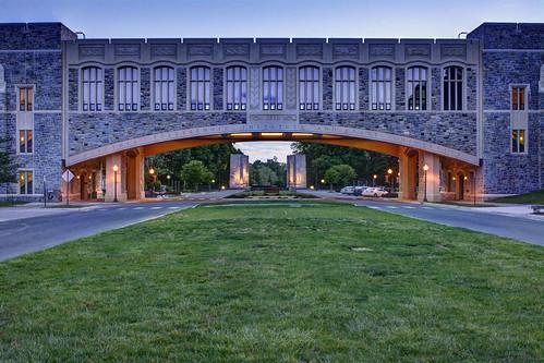 Library Bridge