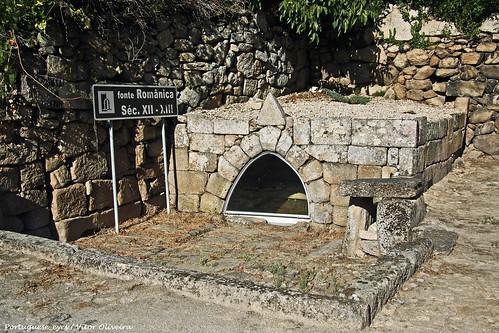 Fonte de Fonte Arcada - Portugal