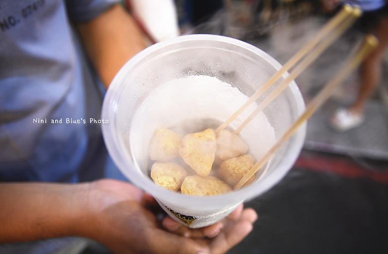 逢甲夜市美食小吃冰飲料韓國白雲餅乾21