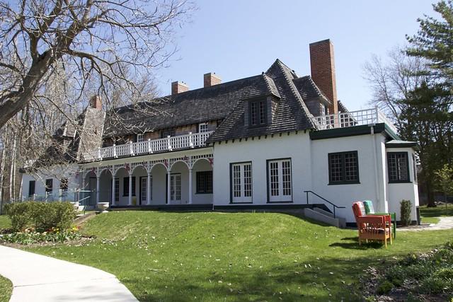 Orillia Ontario ~ Leacock Museum ~ National Historic Site