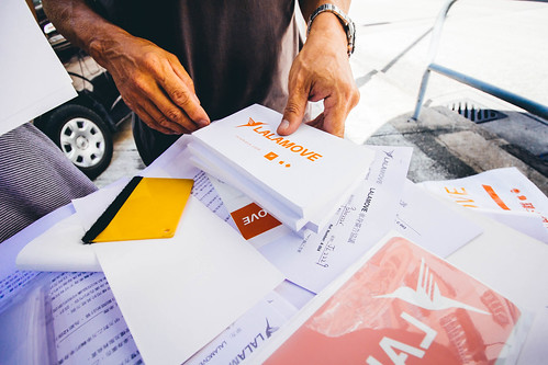 Drivers and sticker program