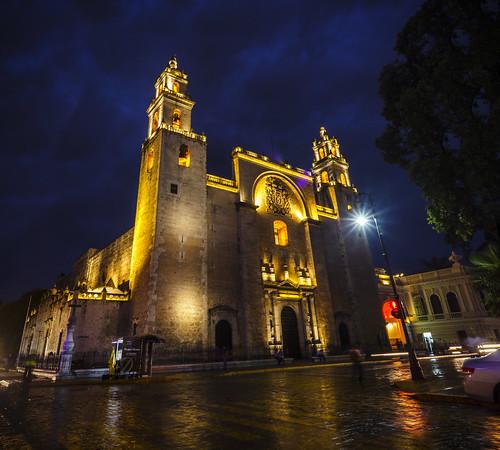 Catedral de San Ildefonso I