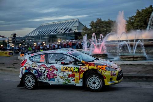 Karl Kruuda RallyRACC Catalunya Costa Daurada - Barcelona