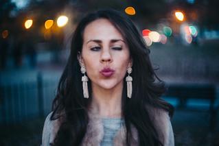 Portrait of Cori Sue