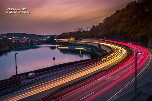 Rush Hour / Feierabendverkehr in Passau