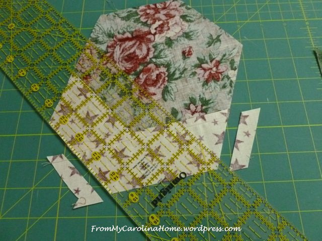 Christmas Hexagonal Table Topper 9