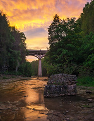 First Place (riverscapes) - George Rosema - Elora Gorge