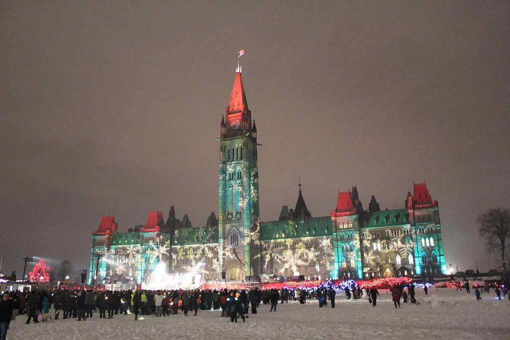 Parliament xmas