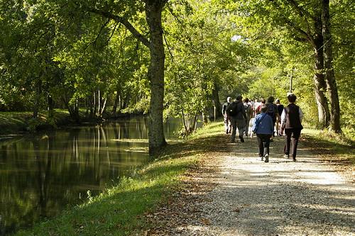 Canal de Porchères