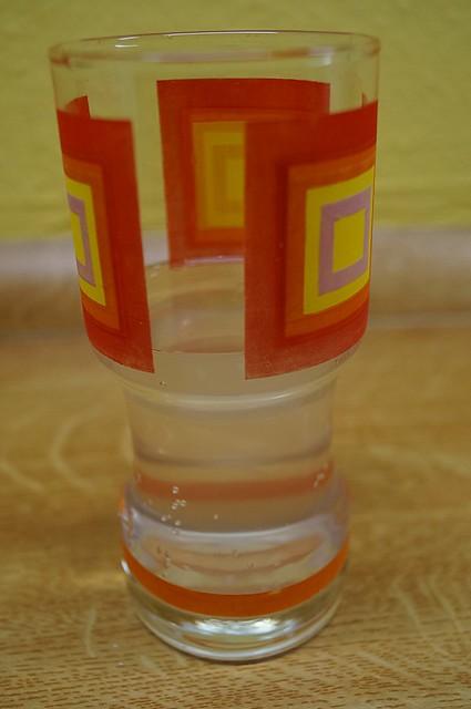 Birkensaft Glas