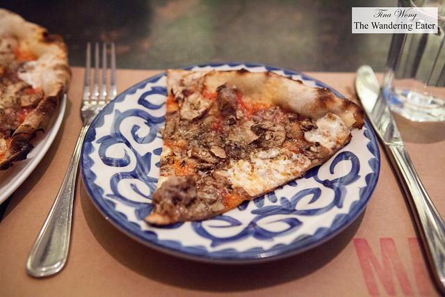 My slice of Salsicca