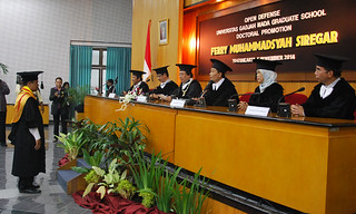 Ph.D. Open Defense: The Role of Religious Leaders in the Study of Tafsir in Indonesia