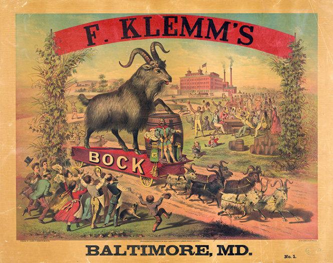 Klemms-bock