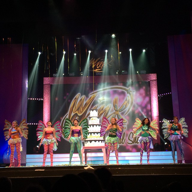 Winx Musical Show
