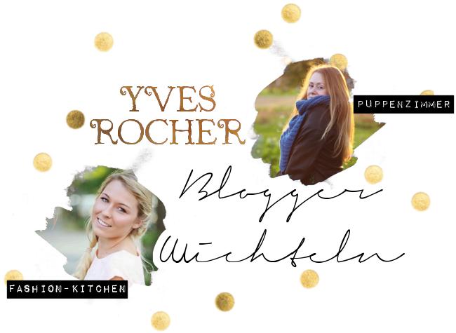 Yves Rocher Blogger-Wichteln