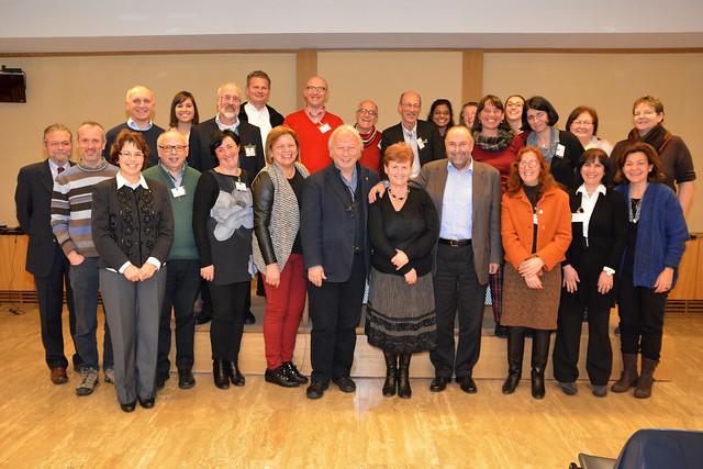 . - Seminario internazionale, 8. - 11. 1. 2015, Castel Gandolfo