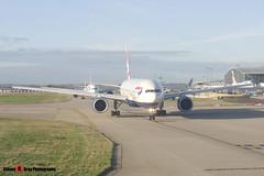 G-YMMU - 36519 796 - British Airways - Boeing 777-236ER - Heathrow - 141220 - Steven Gray - CIMG5315