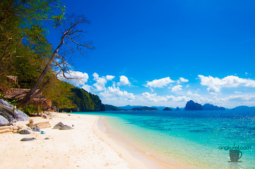 Seven Commandos Beach, El Nido, Palawan, Philippines