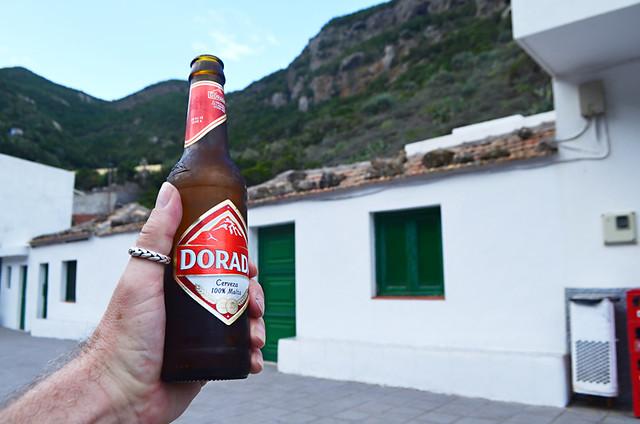 Dorada, Beer, Chamorga, Anaga, Tenerife