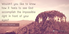 Accomplish the Impossible