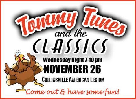 Tommy Tunes 11-26-14