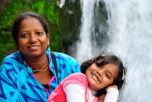 Smita and Rianna