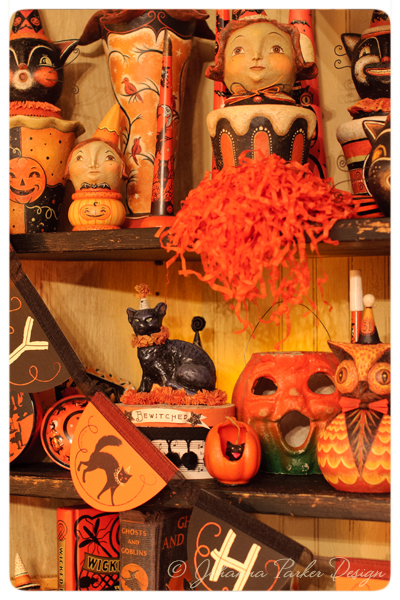 Halloween-Folk-Art-Collection