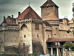 castle, building, historic site, almshouse, medieval architecture,