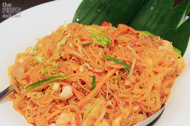 Spicy Sambal Rice Noodles (P295)
