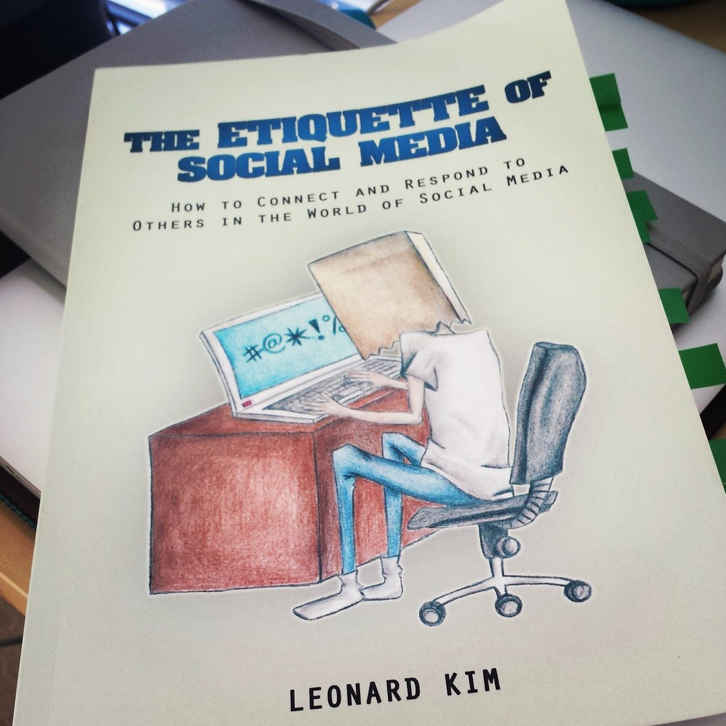 Thanks for the book @MrLeonardKim