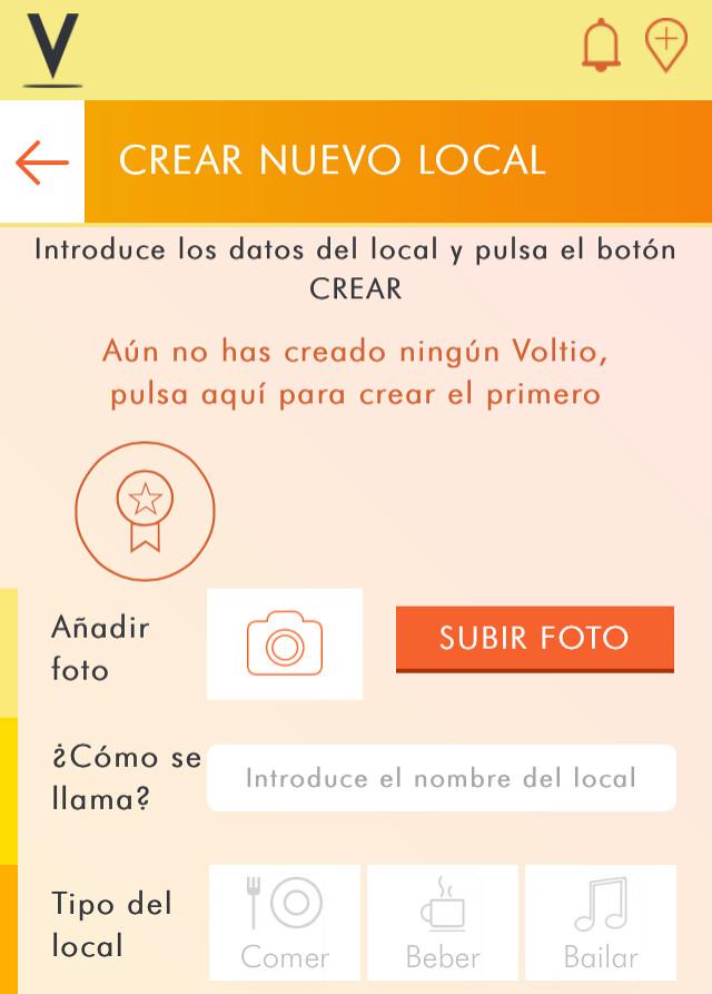app VOLTIO