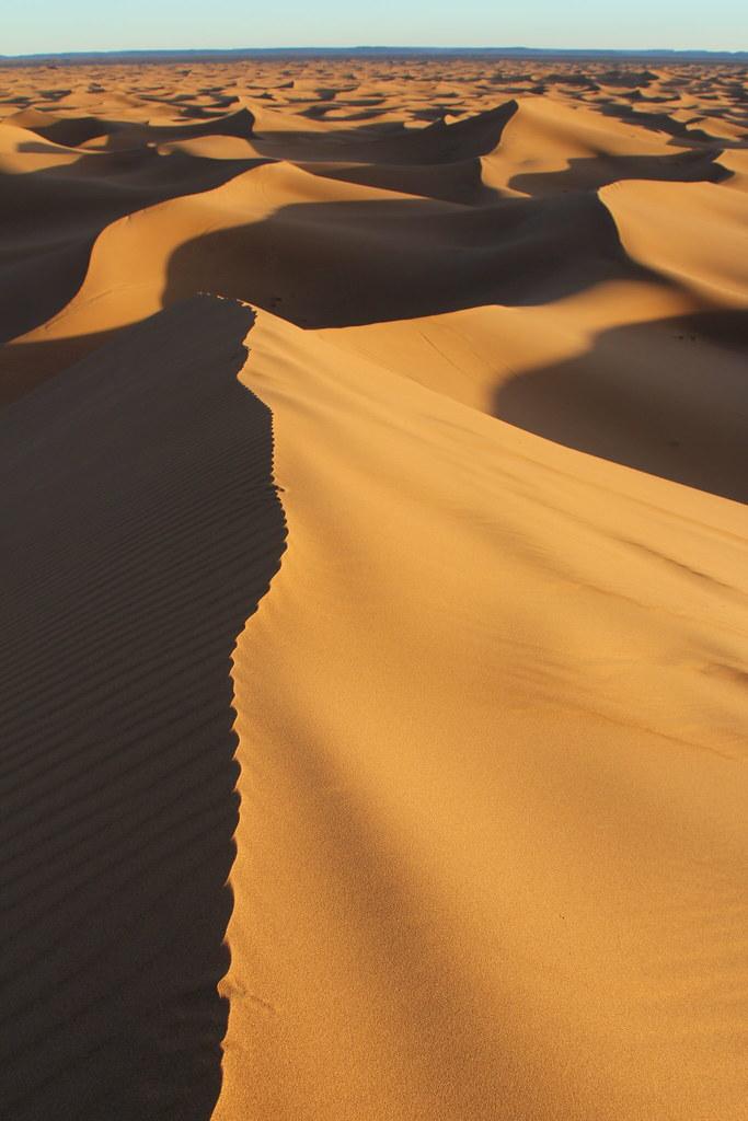 The Sahara Desert: 6 Day Trek