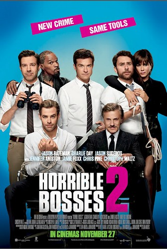 Tayangan Premiere HORRIBLE BOSSES 2