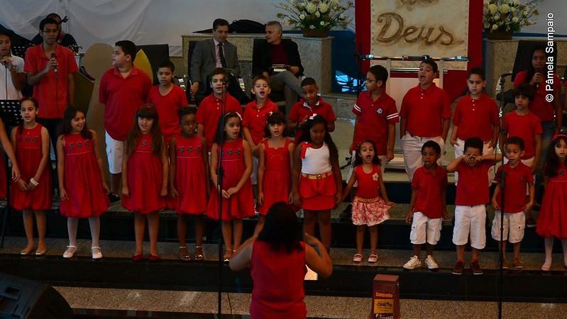 Cantata de Natal - Coral Infantil