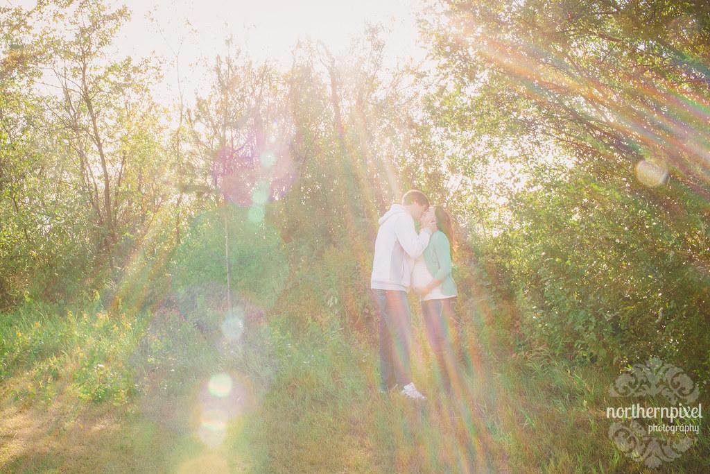 Sunflare - Riverside Park Vanderhoof BC
