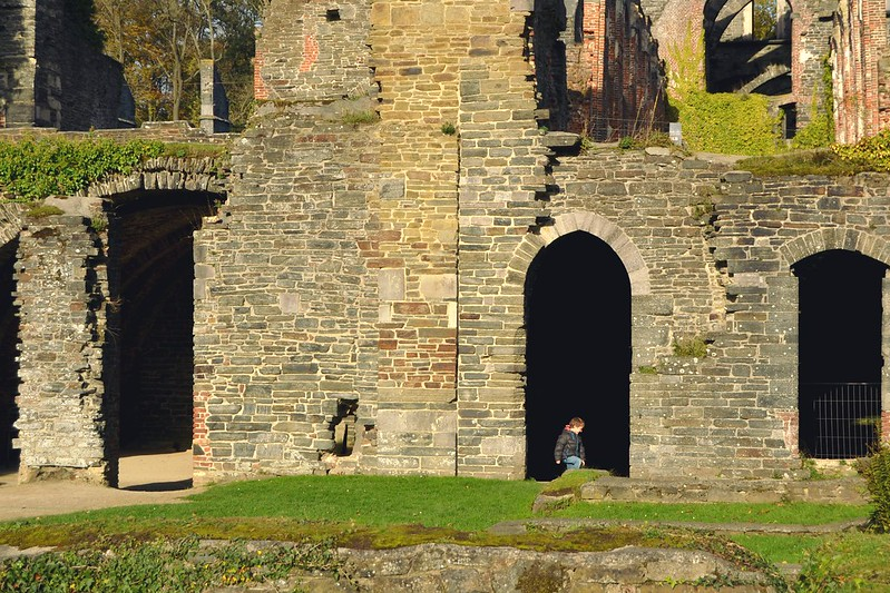 Abbaye de Villers 3
