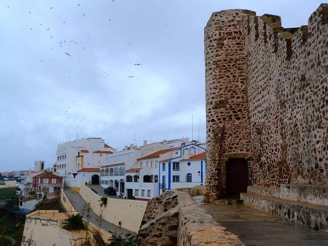Sines (Costa alentejana, Portugal)