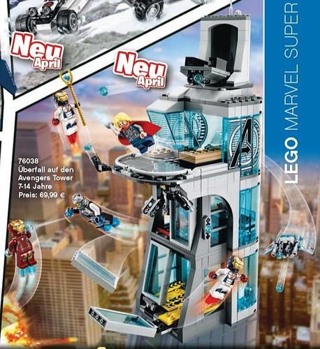 LEGO Super Heroes 76038