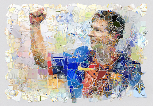 Lionel Messi: El poder i el cervell (The power and the brain)