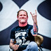 Stone Sour concert photo by Robin Looy