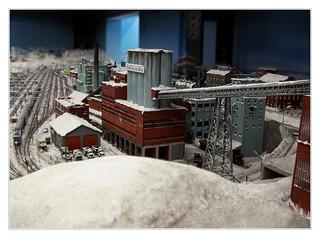 Hamburg - Miniatur Wunderland Hamburg - Kiruna LKAB Mine 03