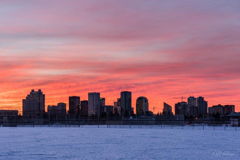 Edmonton Dawn
