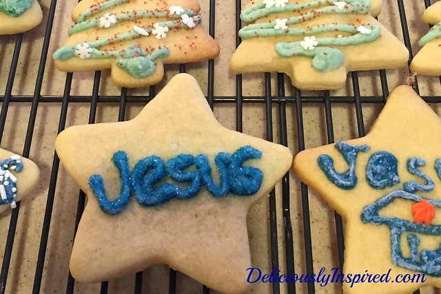 Cookie - Jesus