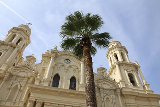 Catedral de la Asunción. Hermosillo, Mexico.