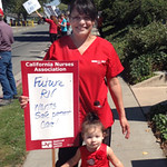 Nurses at Salinas Valley Memorial Hospital Ready to Strike to Stop Erosion in Patient Care Standards