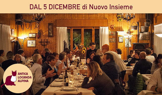 dal 5 dicembre a Pianaccio!