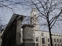 Villeurbanne - Place du Dr Lazare Goujon