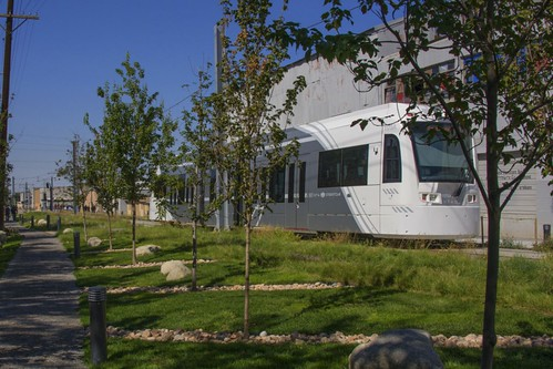 S Line Greenway, Salt Lake City